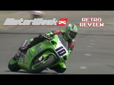 Retro Review: 1996 Kawasaki ZX-7R