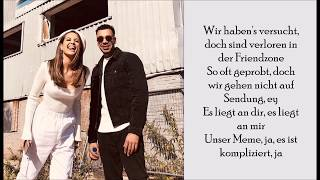 Si Es Amor Ft. Mandy Capristo    Larsito   (Lyrics)