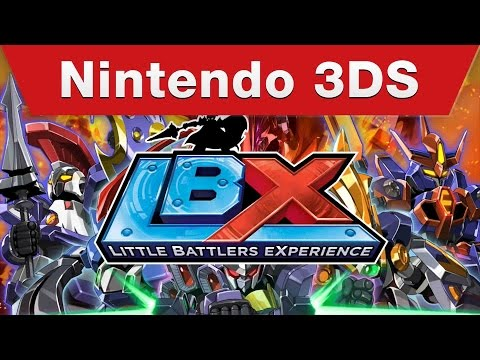 LBX / Little Battlers Experience