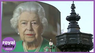 The Queen Records First Easter Message Amid Coronavirus Crisis