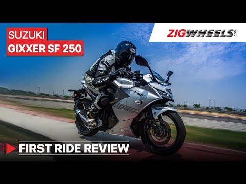 Suzuki Gixxer SF 250 2019 Review | Price in India, Performance, Features and more | ZigWheels.com