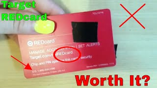 ✅  Target Red Card Store Credit Card Review 🔴