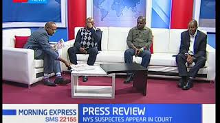 Corruption is now fighting back after dramatic arrests | Morning Express Discussion