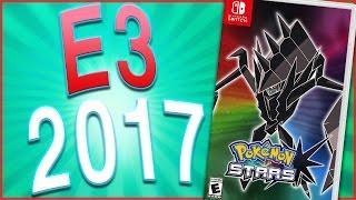 5 Predictions for Pokémon at E3 2017
