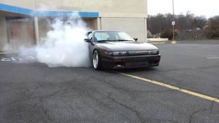 Stuart Mall Burn Out