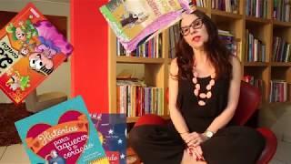 Contação de histórias pela Psicopedagoga Paula Furtado