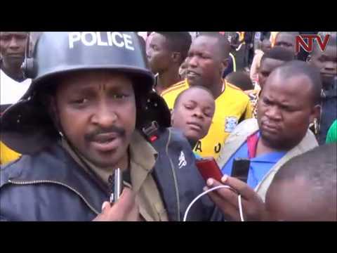 Okutondawo e bibuga;  Ab'e Mbale sibasanyufu, ttiyagaasi anyoose