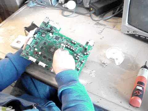 XBOX 360 Repair Kit X-Clamp Fix 3 Red Light XCLAMP RROD