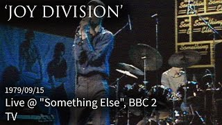 Joy Division - Transmission, Interview, She's Lost Control. BBC Complete. [480p]