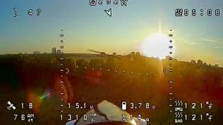 Turbo Timber INAV FPV - Flight 1