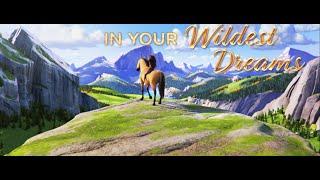 "Spirit Untamed - ""Wildest Dreams"" (Taylor's Version) Lyric Video - In Cinemas July 30"