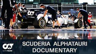 OPEN THE DOORS - A Scuderia AlphaTauri F1 Documentary