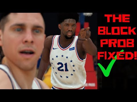 NBA 2K19 Gameplay Sliders #4 : Backward Slider Mess! Defense