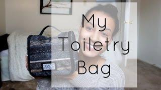 My Toiletry Bag   Minimalist travel