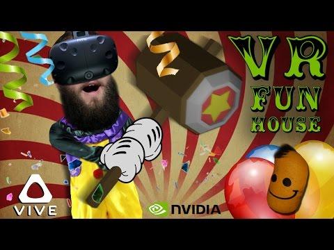 CARNIVAL GAMES - VR FUNHOUSE (HTC VIVE) thumbnail