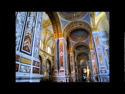 Montecassino Monastery, Italy
