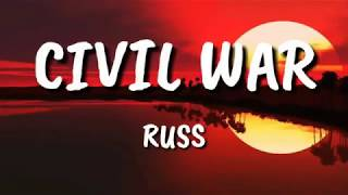 CIVIL WAR | Russ | Lyrics