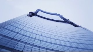 Суперсооружения: Эко небоскреб в Китае