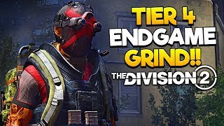 Division 2 - Day 8 - ENDGAME GRIND, World Tier 4 - !div2clan for Clan Details