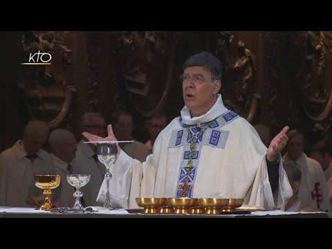 Messe pour la nouvelle fête de Sainte Marie, Mère de l'Eglise