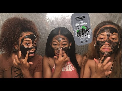 Charcoal Peel Off Face Mask Review/ STORY TIME: BRENAE RUINED A MARRIAGE?