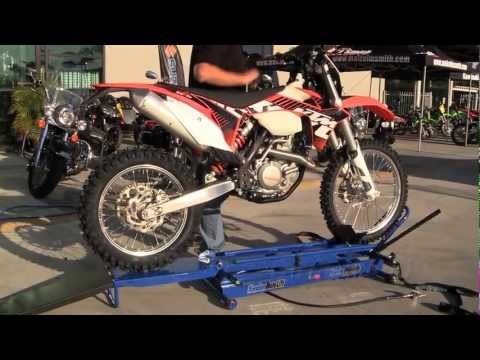 2019 Kendon Stand-Up Dirt Bike Lift (MotoLift) - BLM107AH in Springfield, Ohio - Video 1