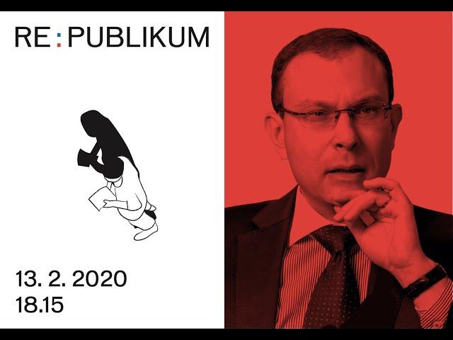 Re:publikum - Jan Kysela: Stát