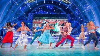Strictly Pros Dance To I Can't Help Myself (Sugar Pie, Honey Bunch) | Strictly 2015 | BBC One