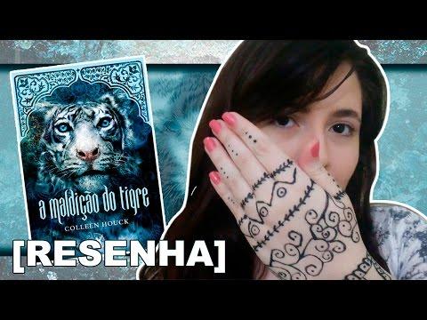 [RESENHA] A Maldi��o do Tigre de Colleen Houck | Panda Vermelho