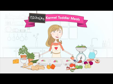 Annabel Karmel Toddler Foods