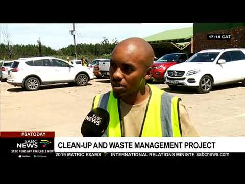 Eastern Cape clean-up and waste management projects take shape