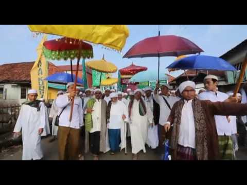 Video Undangan & Cuplikan Ziarah Kubro Palembang 2016