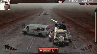 Zombie roadkill 3D Android game (17 MB)