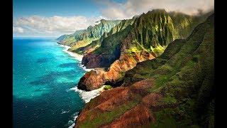 Гавайи с высоты птичьего полета