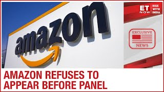 Amazon skips Parliamentary Panel summons, earns the wrath of members - Download this Video in MP3, M4A, WEBM, MP4, 3GP