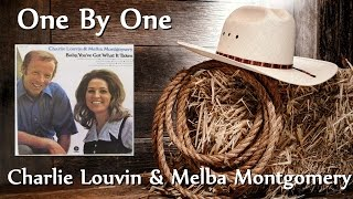 Charlie Louvin & Melba Montgomery - One By One
