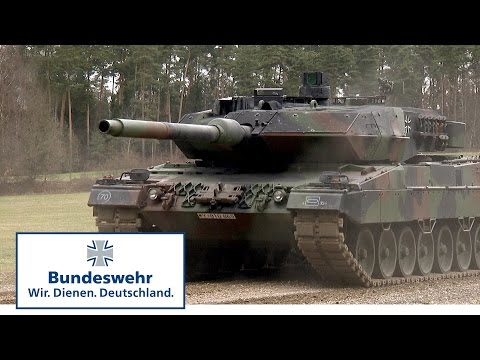 Kampfpanzer Leopard 2A6 – Legende auf Ketten - Bundeswehr