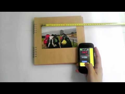 Video of Slide Meter: Measure the world