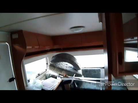 Ремонт прицепа караван HOBBY этап 2
