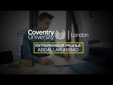 Coventry University London: Enterprise - Aall and Create