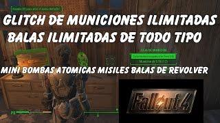 Tutorial de como tener materiales infinitos en fallout 4 most fallout 4 glitch de municiones infinitas balas de todo tipo solutioingenieria Gallery