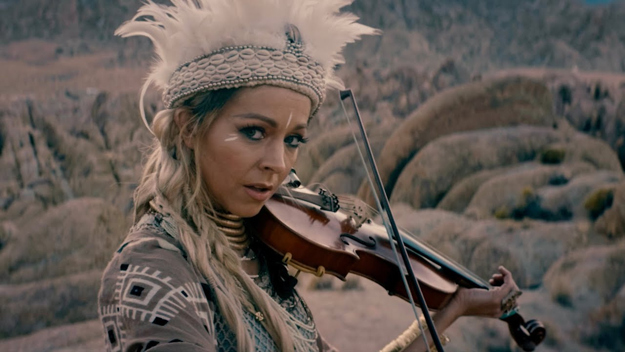 Lindsey Stirling — We Three Gentlemen (Medley)