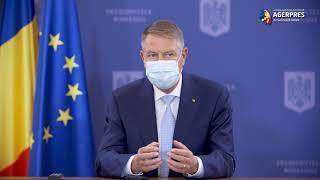 Iohannis: România nu îşi poate permite paşi greşiţi în cursa relansării şi competitivităţii economice