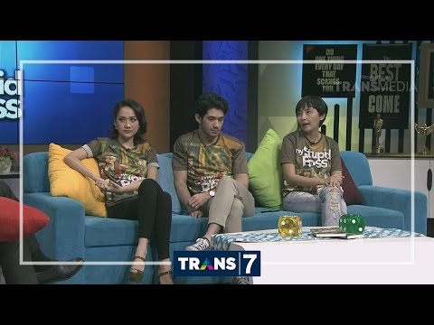HITAM PUTIH - MY STUPID BOSS (18/5/16) 4-3