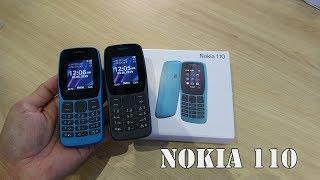 Nokia 110 (2019) colors unboxing