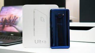Hello HTC U Ultra! The box doesn