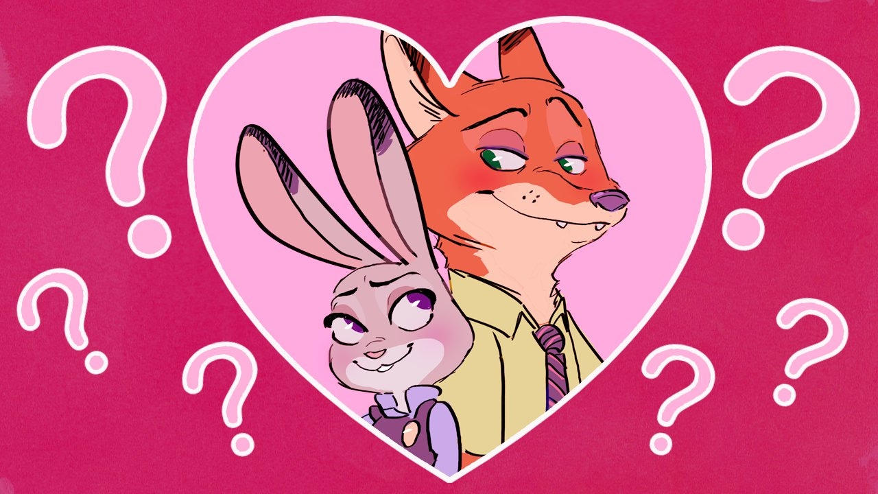 Zootopia Romance: HOT or NOT? (by ACRacebest)