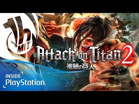 Attack on Titan 2 für PS4: Titanisch aufs Maul! | 1 Stunde mit
