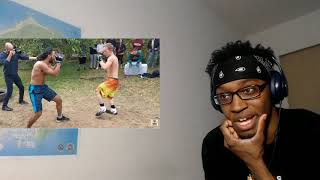 STREETBEEFS YAZZ VS THE REVOLVER!! REACTION!