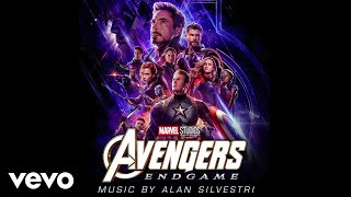 "Alan Silvestri   The Real Hero (From ""Avengers: Endgame""Audio Only)"